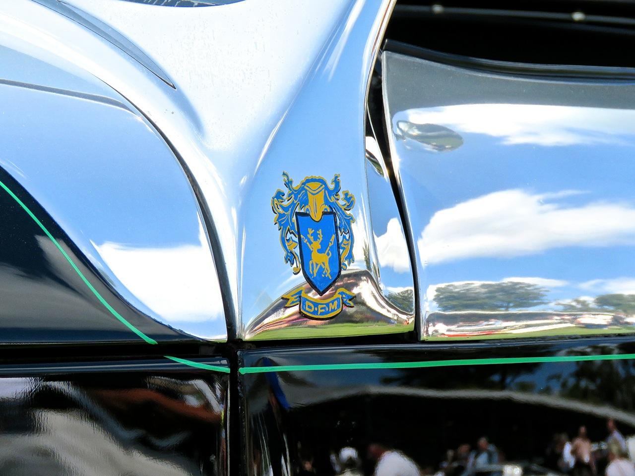 32 Lincoln KB Boattail Speedster 8