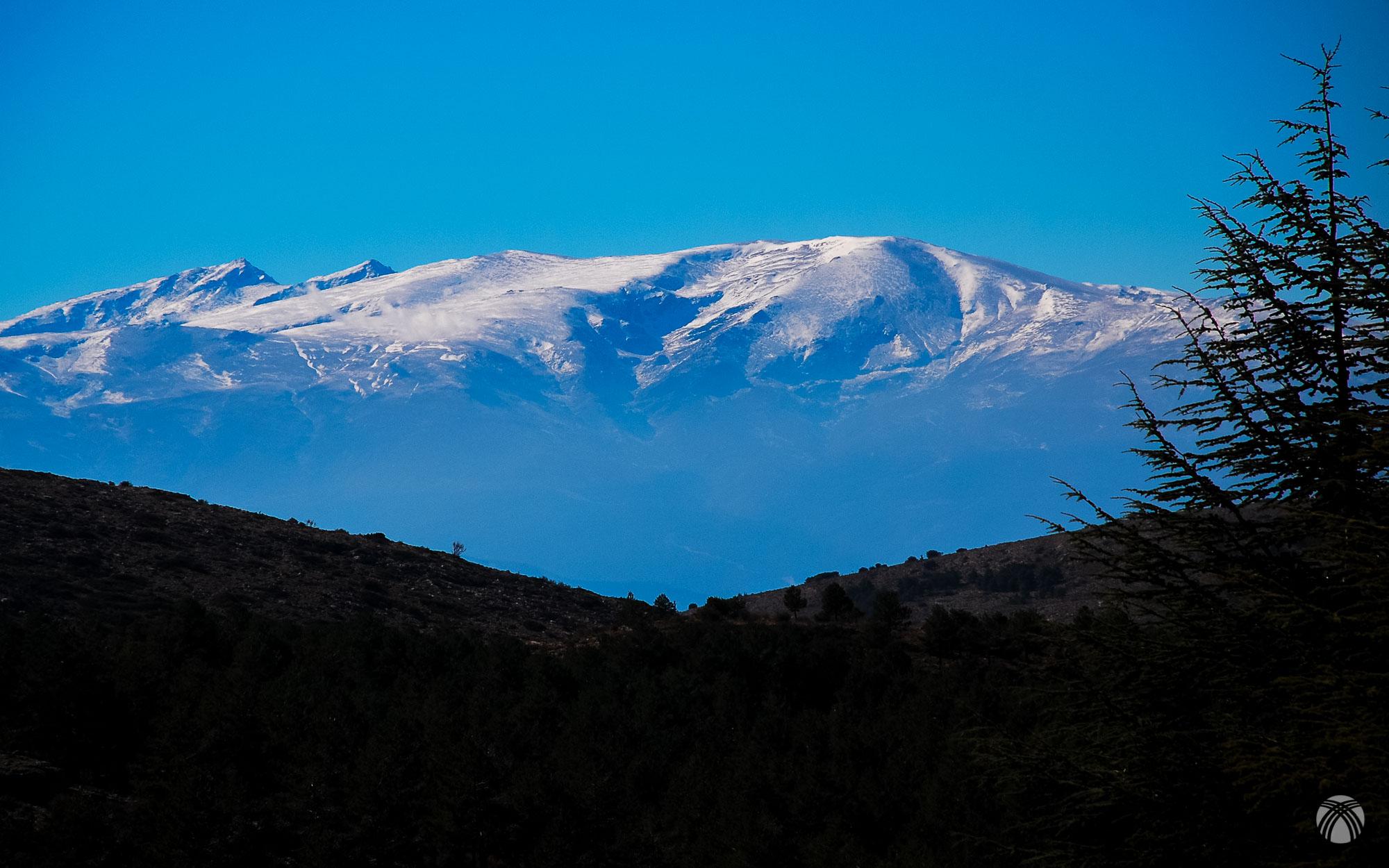 Los grandes tres miles de Sierra Nevada