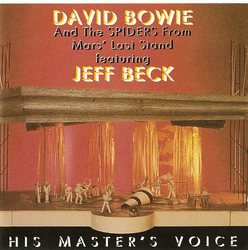 David Bowie - His Masters Voice