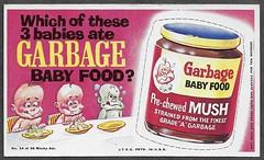 Wacky Ads No. 14 ( Topps 1969 )