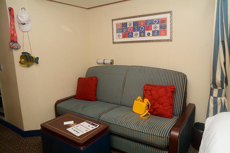 Magical Porthole Stateroom