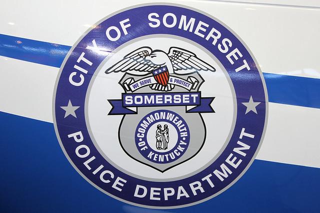 Somerset PD badge
