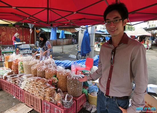 Kelantan street food