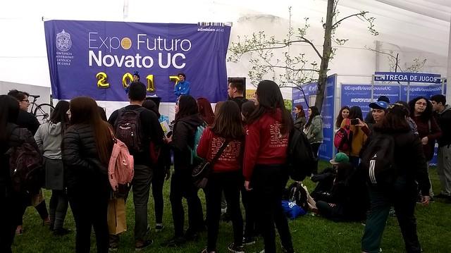 Visita a Exponovato UC 2017