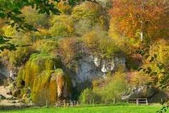 Naturdenkmal Wasserfall Dreimühlen