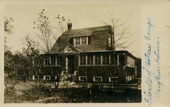 Friends of Nature Camp, 1929 - Crisman, Indiana