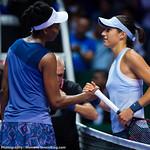 Venus Williams, Caroline Garcia