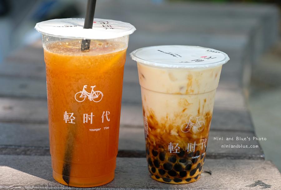 一中街美食小吃黑糖珍珠鮮奶茶11