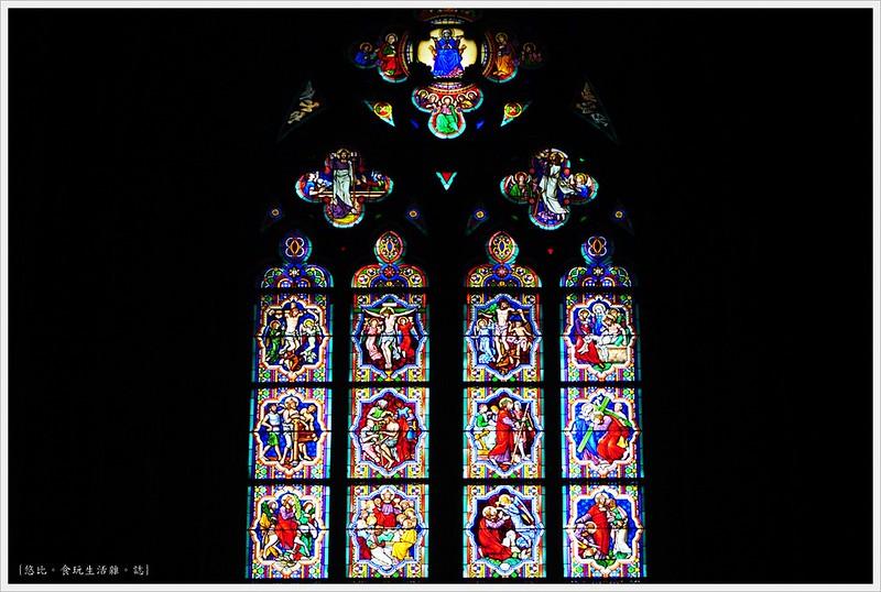 科隆大教堂-65-內部