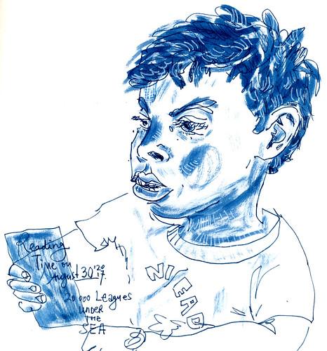 Sketchbook #108: Everyday Life