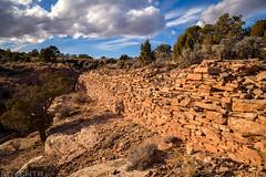 West Rim of No Thoroughfare Canyon (11-3-17)