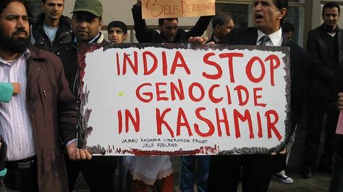 Stop Genocide in Kashmir