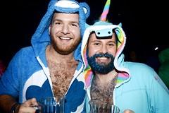 Teddy Bear and Unicorn