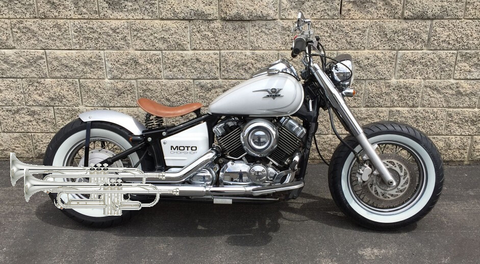 Quiet down the cobra slip on - Star Motorcycle Forums: Star Raider