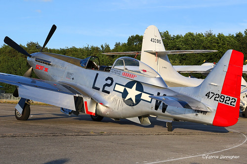 PH-VDF Private North American P-51D Mustang