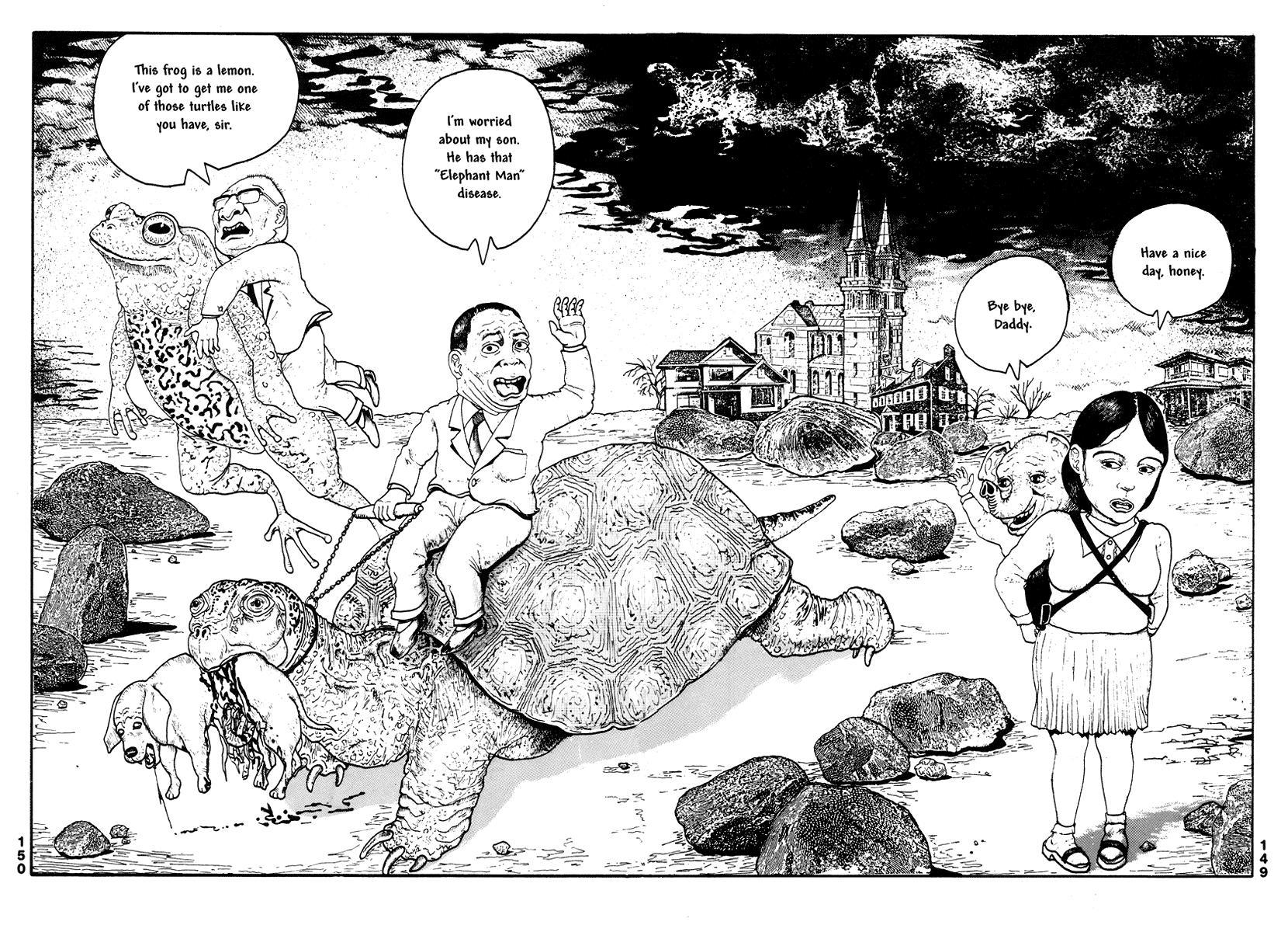 Comics Underground Japan - Страница 162