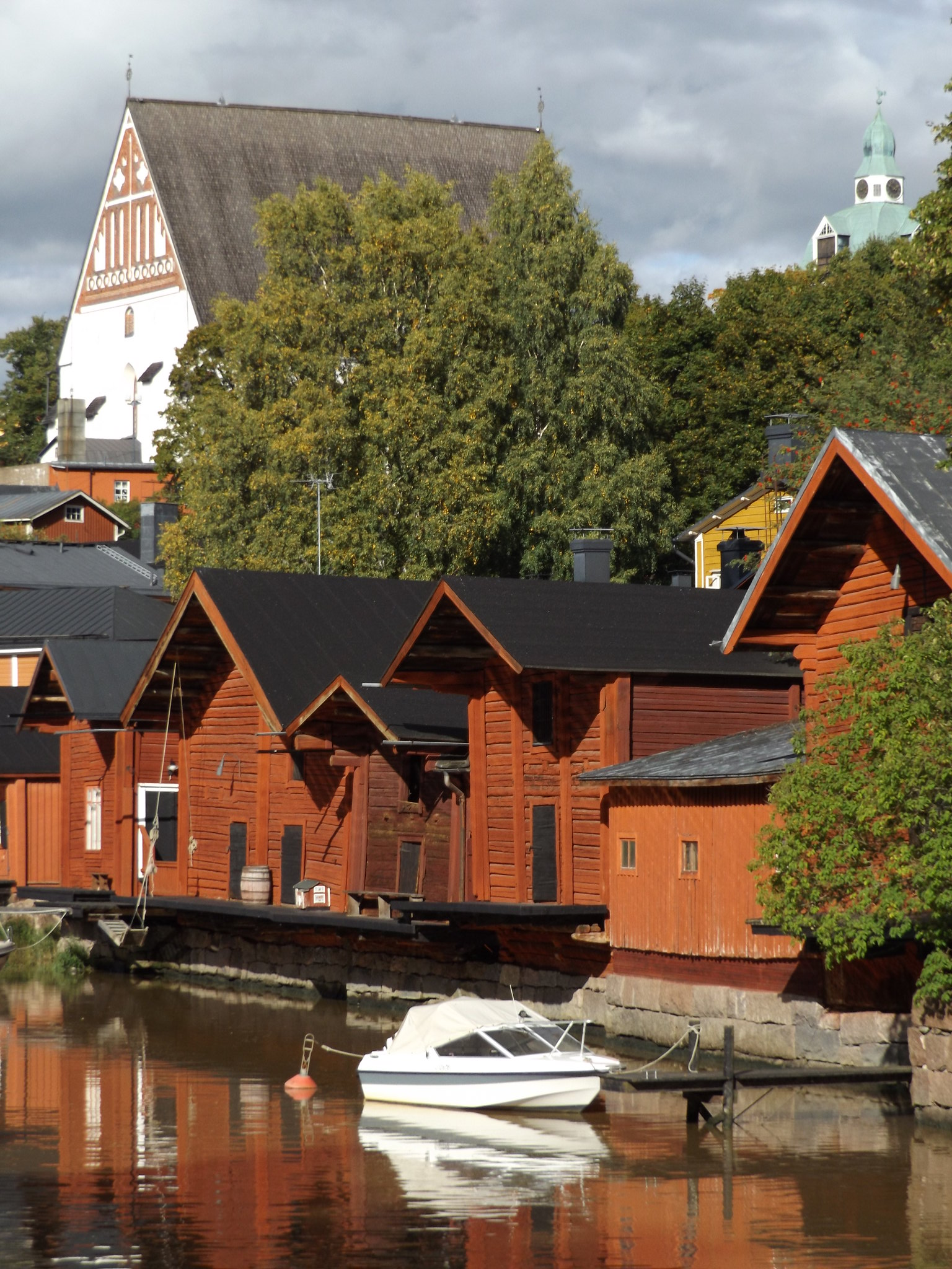 Porvoo Boathouses