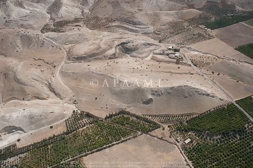 jadis2022006 megaj9702 aerialarchaeology aerialphotography middleeast airphoto archaeology ancienthistory