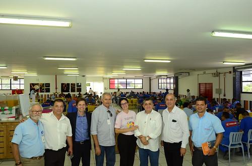 Visita à Fábrica da Troller em Horizonte - CE