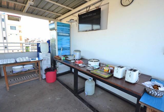 four rivers b&b mandalay breakfast