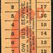 tickets - kippax x dist-yellow bus 6d