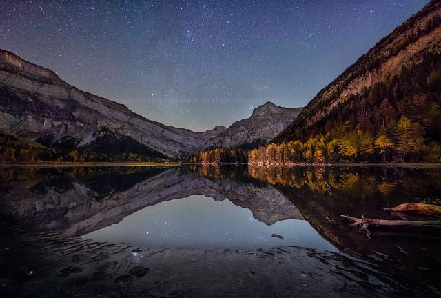 Good night among the stars...