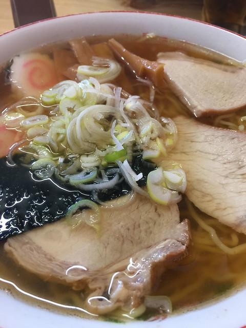 関食堂・ラーメン