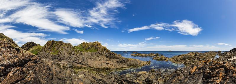 Sarah Anne Rocks, Tasmania.