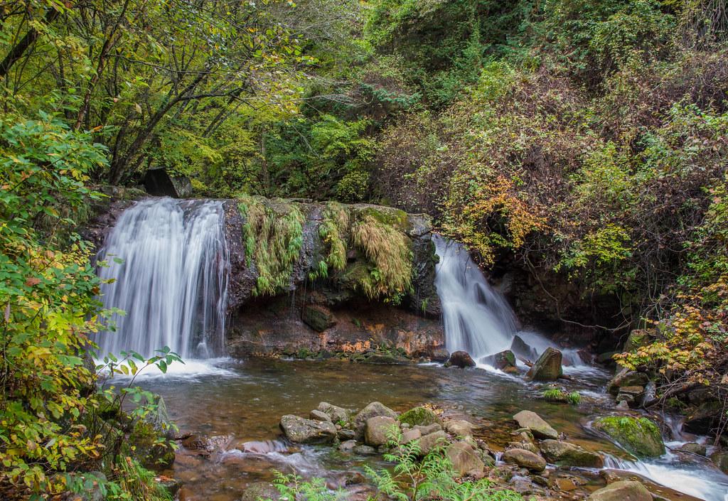 Kirifurinotaki Falls