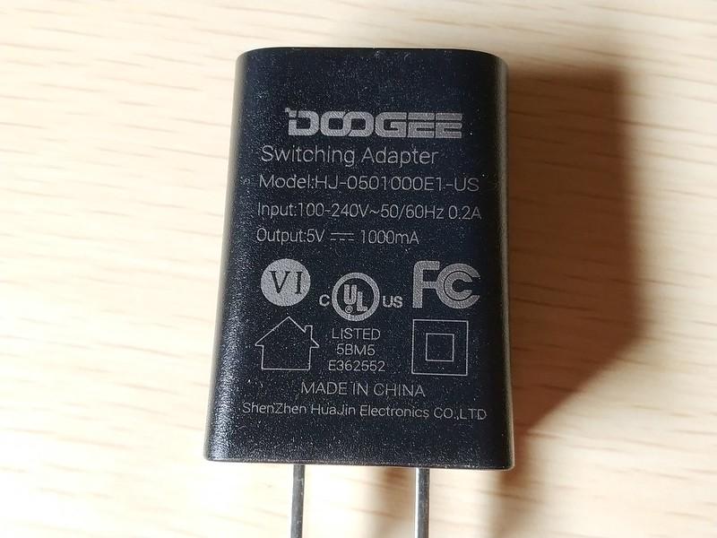 DOOGEE X10  開封レビュー (17)
