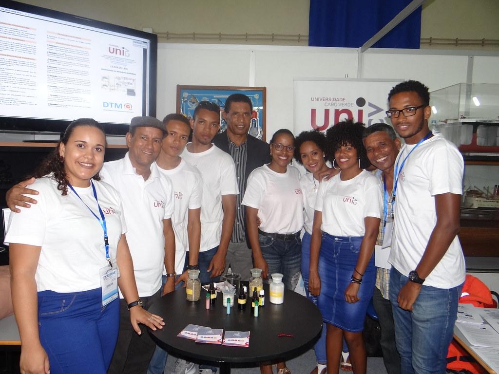 Uni-CV participa na 6ª Edição EXPOMAR