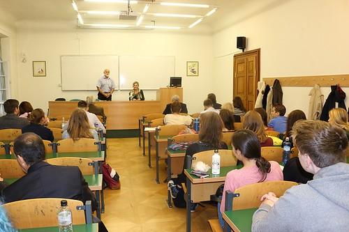 Conferencia sobre las relaciones checo-mexicanas