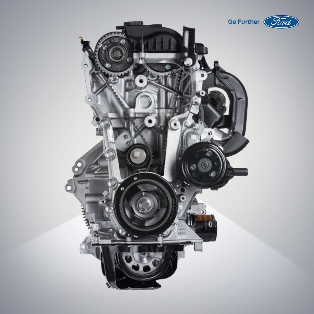 2. Ford's All-New 1.5L Ti-VCT Engine