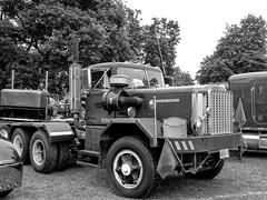 1967 Autocar Semi Tractor
