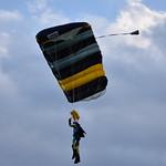 Experienced Skydiver Deirdre Knobeloch
