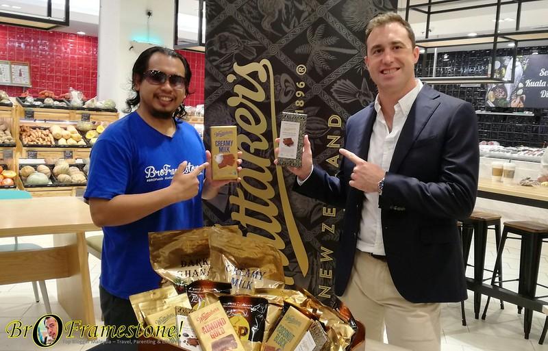 Whittaker's Coklat Premium Dari New Zealand