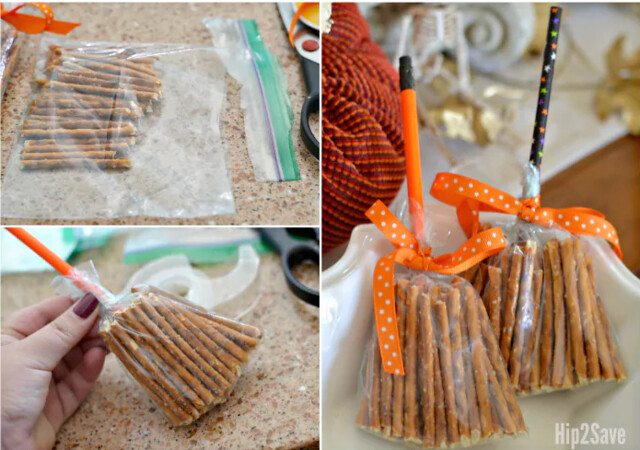 10 DIY Fast and Festive Food Design Ideas for Halloween