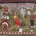 Mural de semillas, Tepoztlán por Gildardo