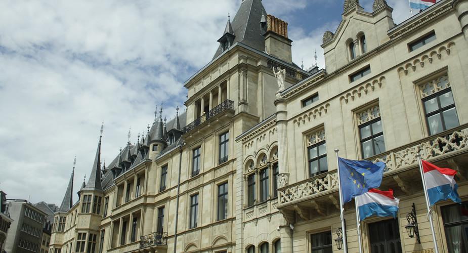 Ontdek Luxemburg Stad in een weekend, paleis | Mooistestedentrips.nl