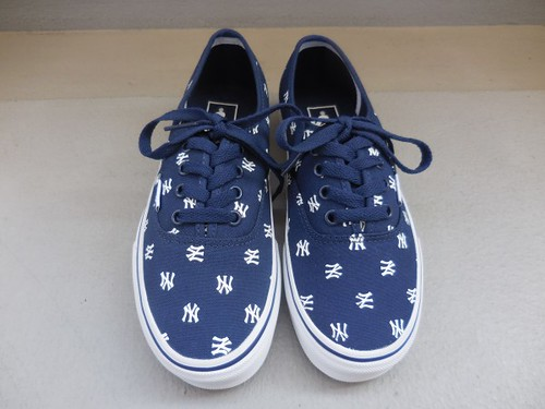 23cm VANS MLB AUTHENTIC NEW YORK YANKEES