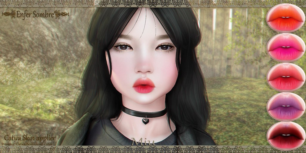 Miu skin & Shape @SaNaRae - TeleportHub.com Live!