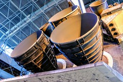 Space Shuttle Discovery Engines