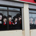 A window full of Michael Jacksons