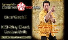 Black Flag Wing Chun Wing Chun 18 San Sik Combat Drills