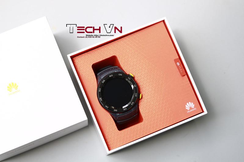 Huawei Watch 2 Sport Concrete Grey 03