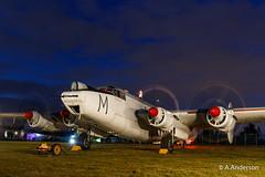 Avro Shackleton WR963 20161203 Coventry