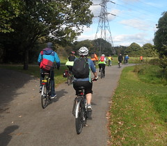 Lea Valley Ride 28