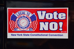 Vote No NYS Constitutional Convention