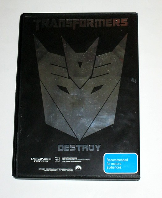 transformers the movie 2007, Canon POWERSHOT A3000 IS