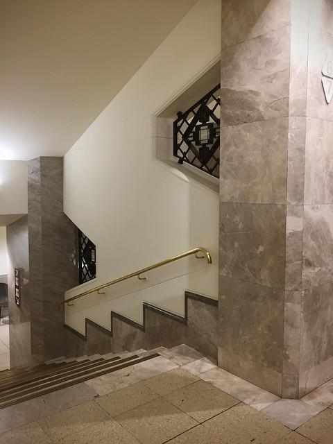 日本橋高島屋・階段